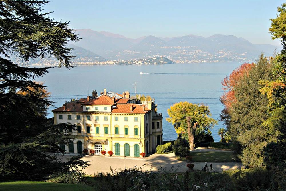 Una giornata al Parco di Villa Pallavicino sul Lago Maggiore