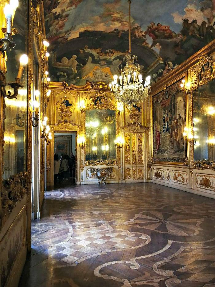 Galleria Tiepolo_Palazzo Clerici_FAI