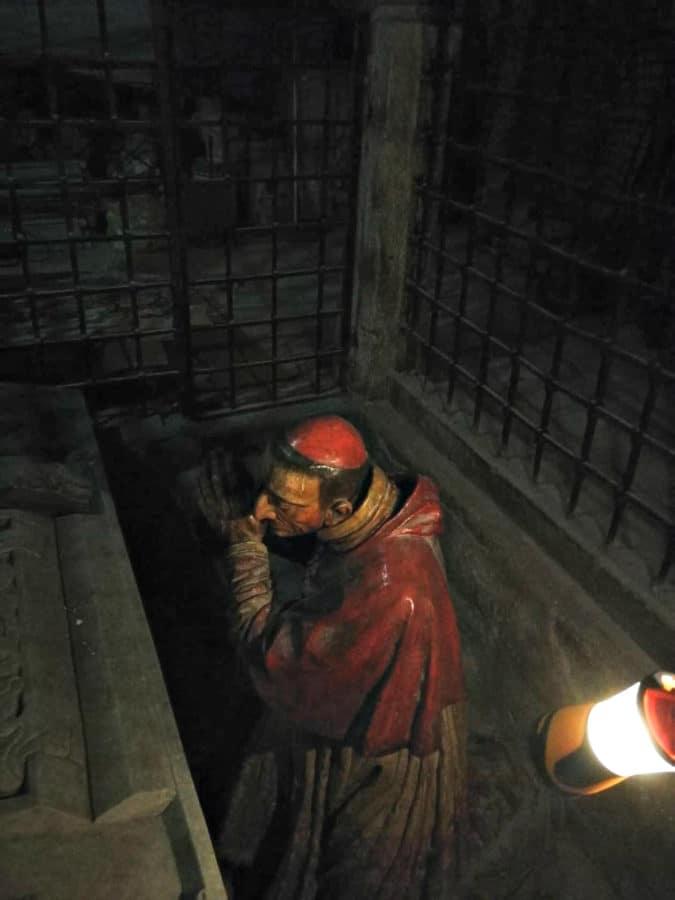 Cripta di San Sepolcro_milano_Neiade Milano Tours