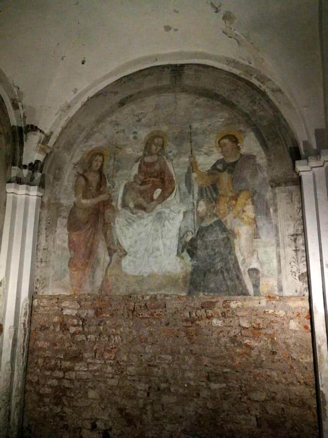 Cripta di San Sepolcro_Milano