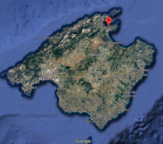 Dove alloggiare a Maiorca: la baia di Alcudia