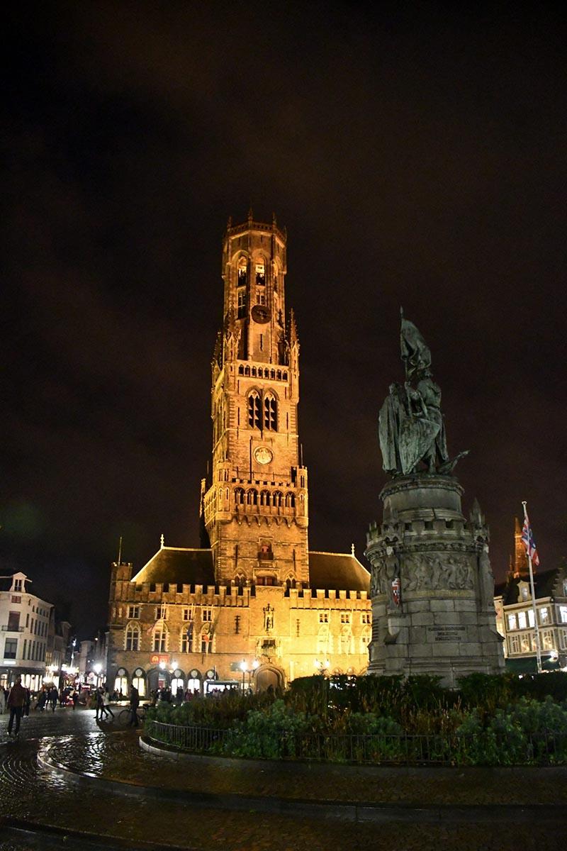 Visita al Belfort di Bruges prezzo