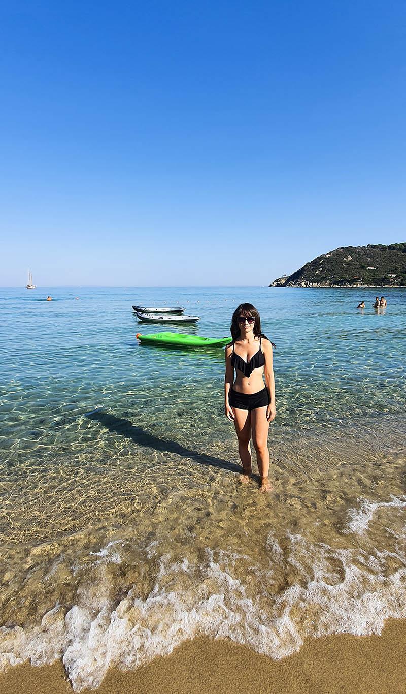 Golfo della Biodola all'Elba