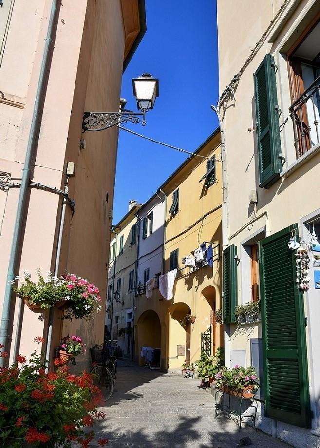 Borgo al Cotone a Marciana Marina sull'Isola d'Elba