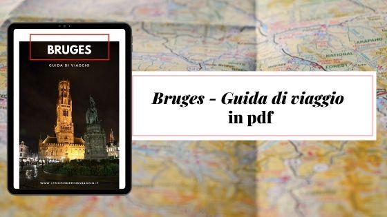 Bruges guida di viaggio gratis
