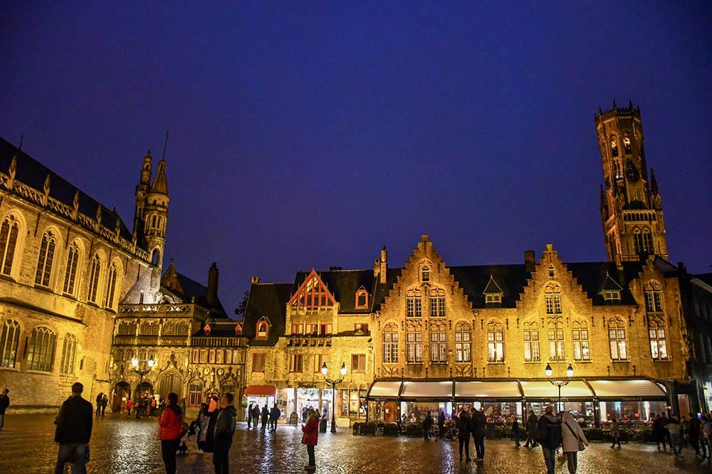 Bruges cosa visitare: il Burg