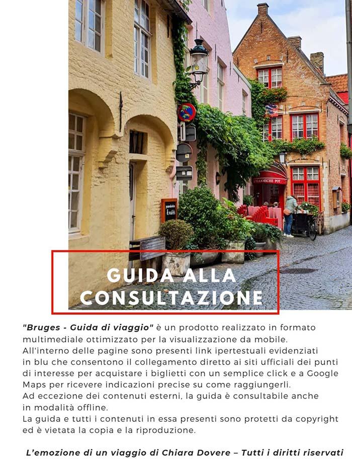 Bruges - La guida turistica in pdf