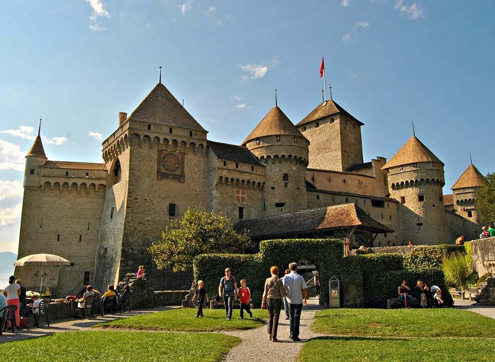Castello di Chillon biglietti