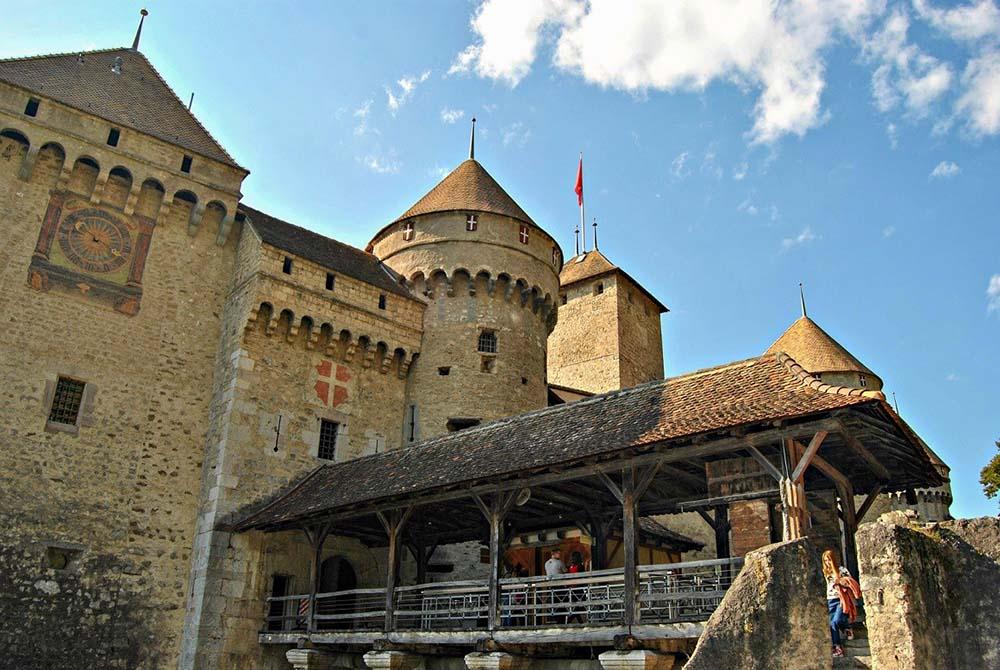 Castello di Chillon come arrivare