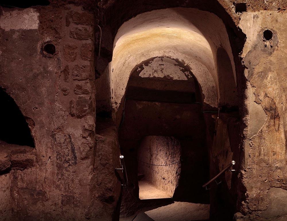 Catacombe di San Gaudioso a Napoli: il tour virtuale