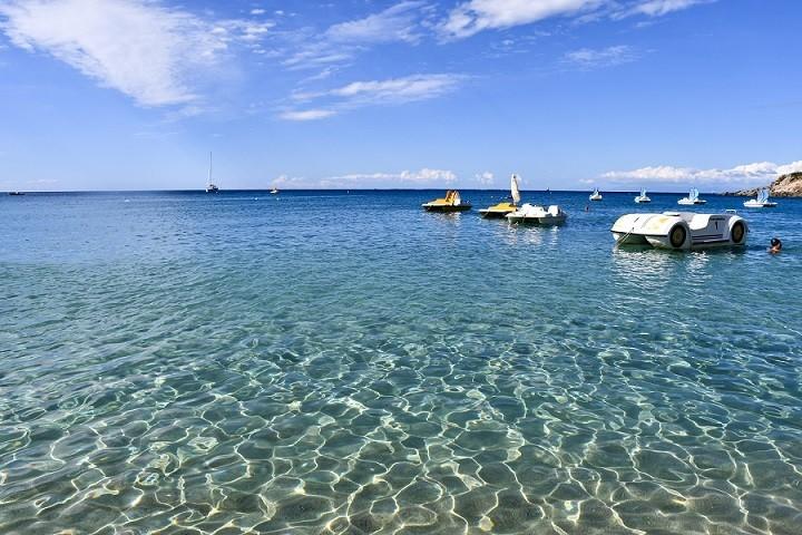 Spiaggia migliore dell'Isola Elba: Cavoli