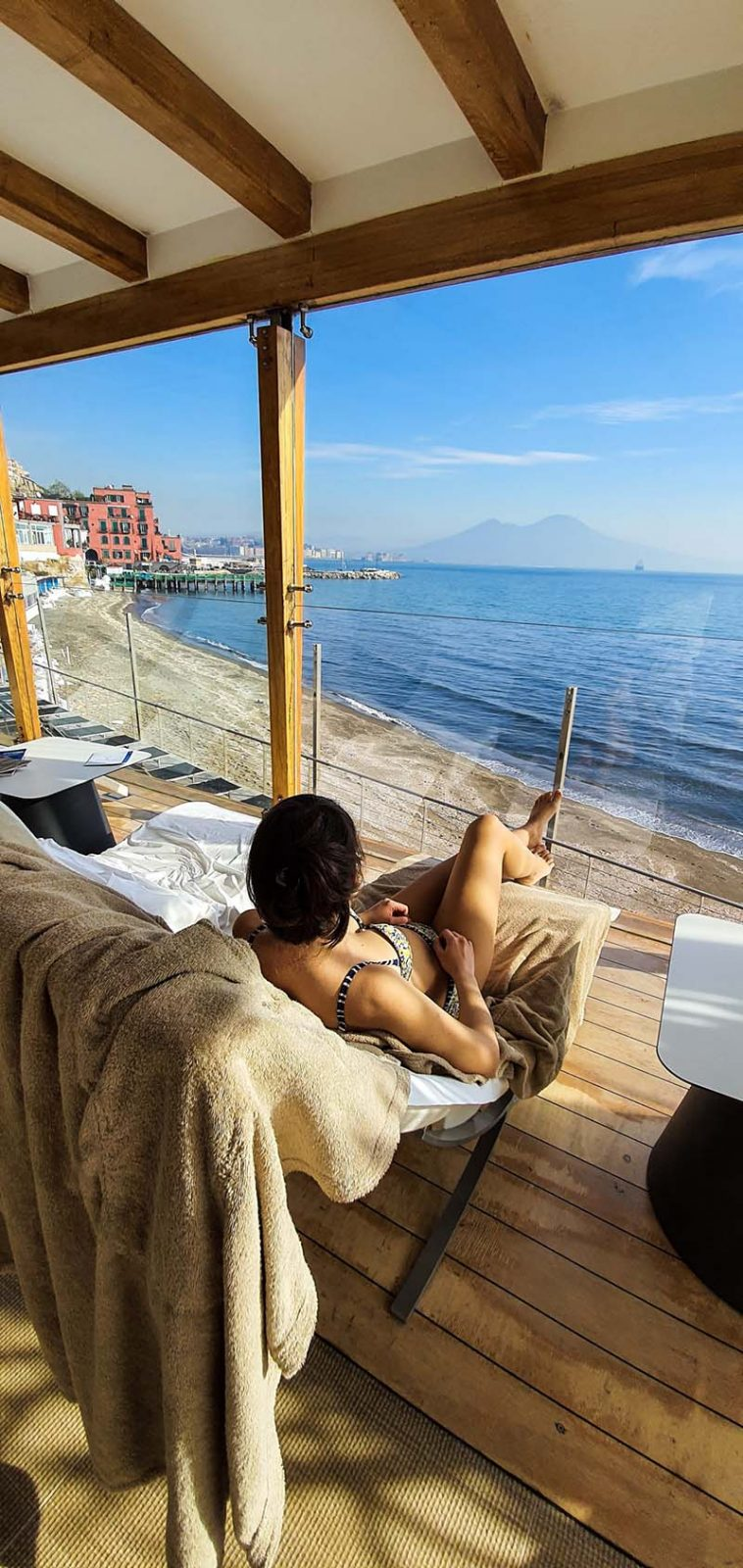 Centro benessere a Napoli: Pausilya Therme a Posillipo