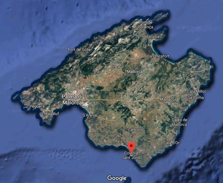 Dove dormire a Maiorca: la Colonia di Sant Jordi