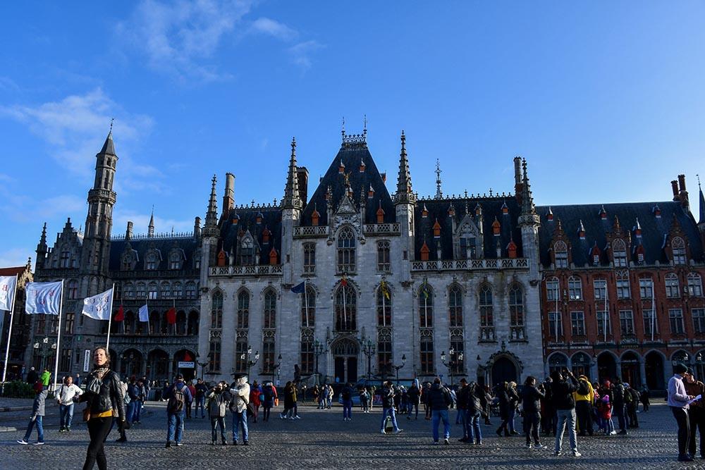 Cosa fare a Bruges quando piove: visitare l'Historium