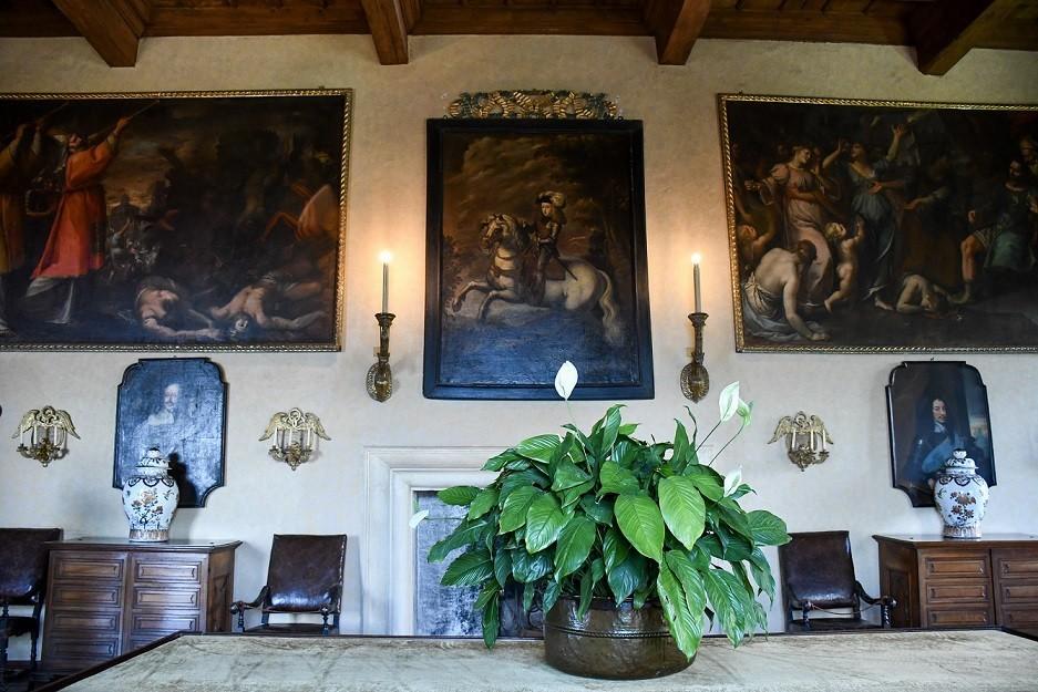 Cosa vedere all'Isola Madre: Palazzo Borromeo con la vista sul Lago Maggiore