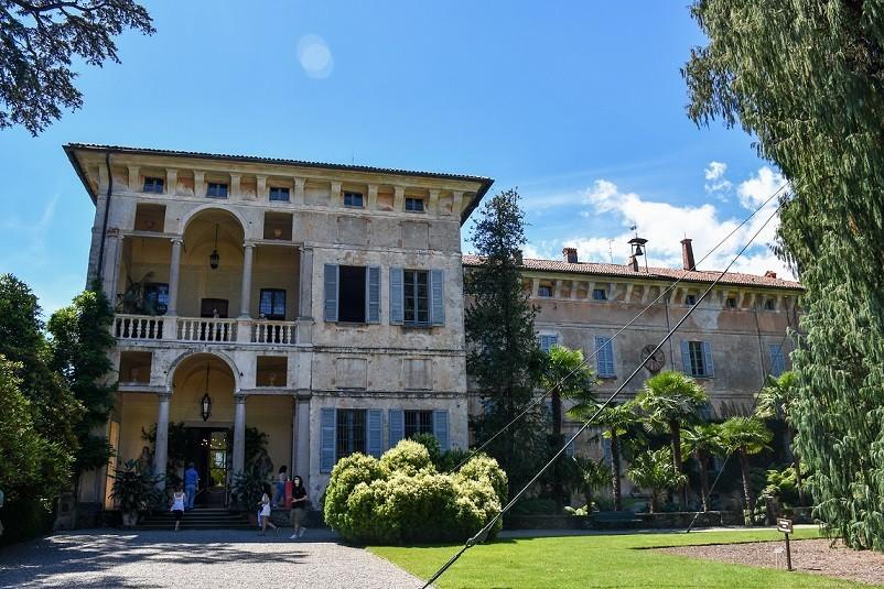 Cosa vedere alle isole Borromee: l'Isola Madre e Palazzo Borromeo
