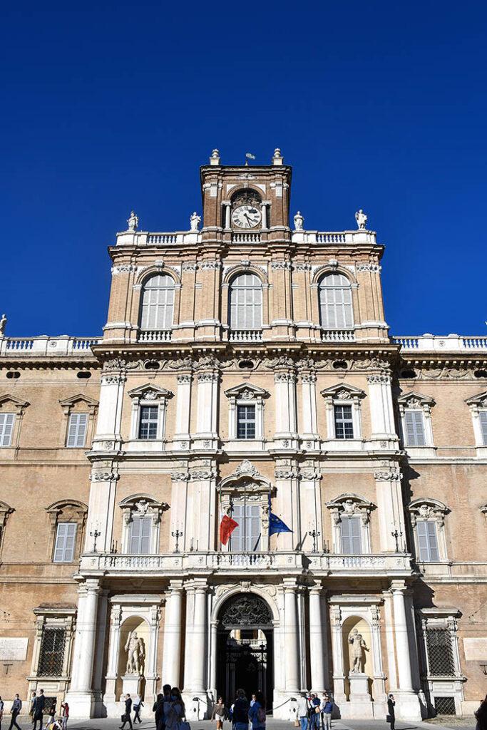 Cosa visitare a Modena: il Palazzo Ducale