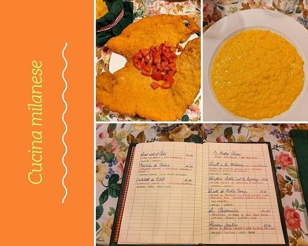 Cucina milanese tradizionale Al Garghet