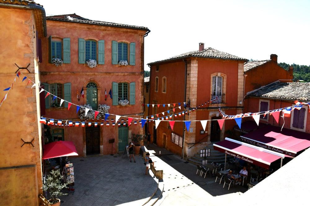 Cosa vedere a Roussillon in Provenza