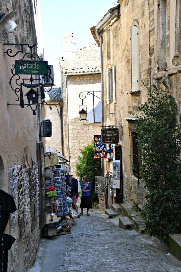 Centro storico_Gordes_Provenza