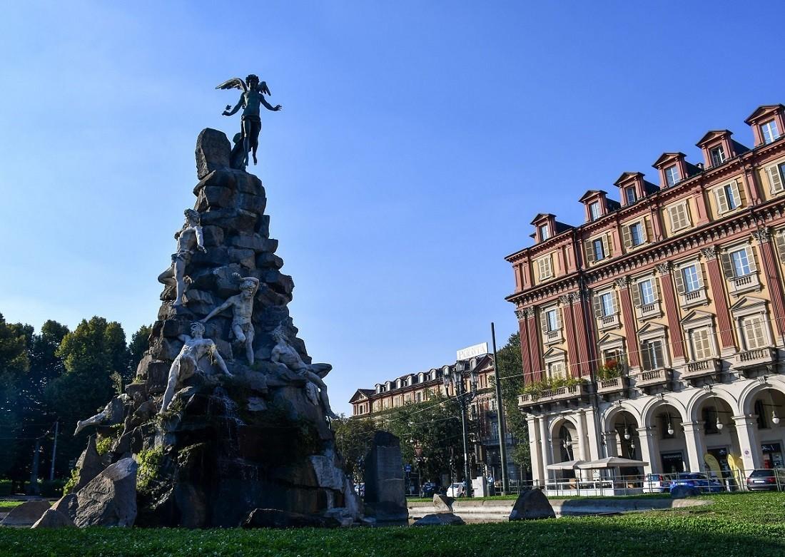 Torino Magica tour a Piazza Statuto