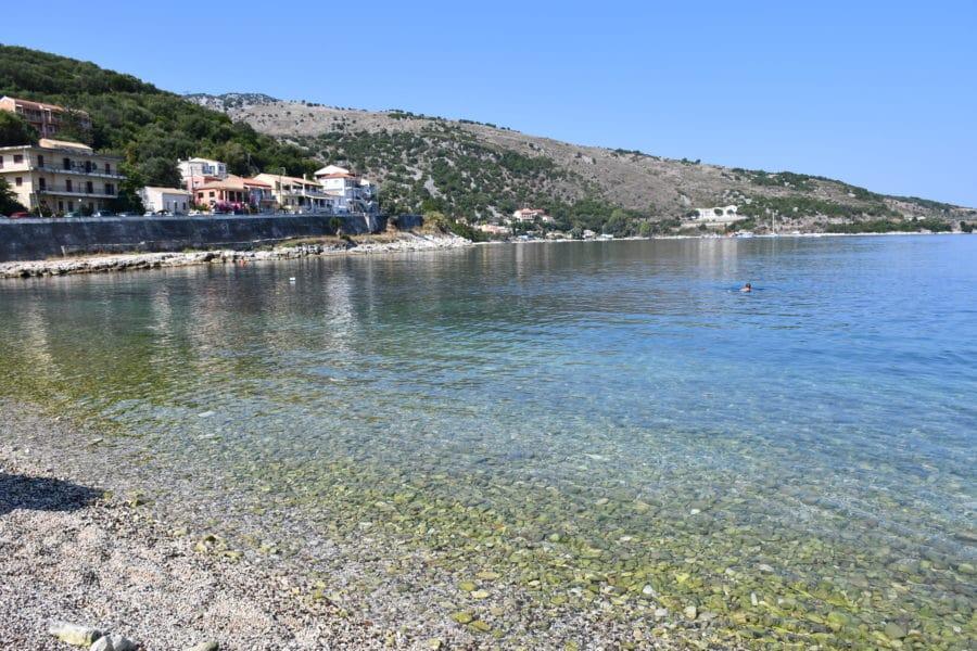 Spiagge più belle di Corfù_Kassiopi