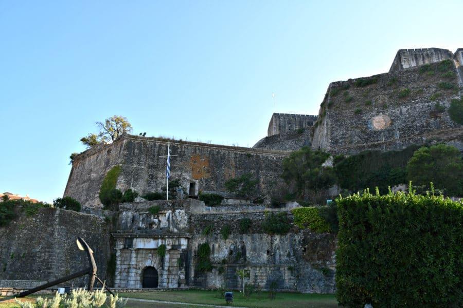 Fortezza Nuova_Corfù_Grecia