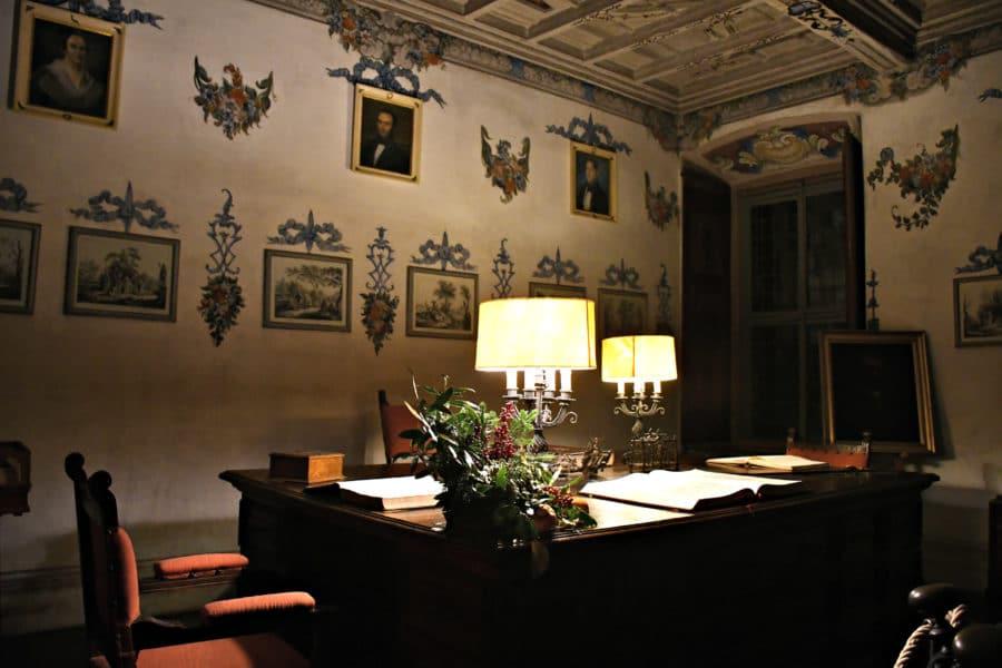 Villa Della Porta Bozzolo FAI