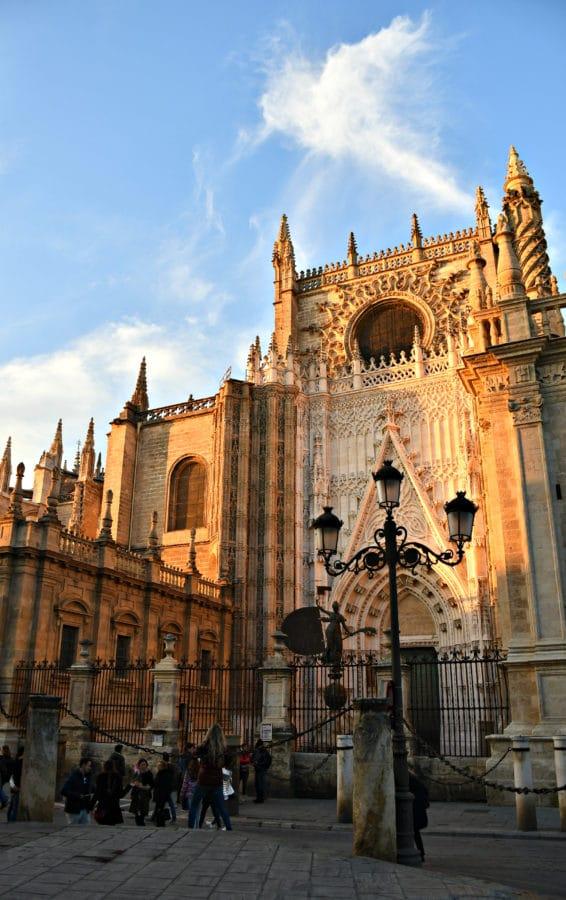 Cattedrale di Siviglia_cosa vedere