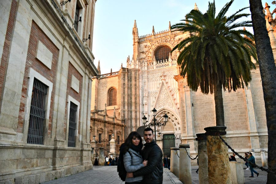 Cattedrale di Siviglia_visita guidata
