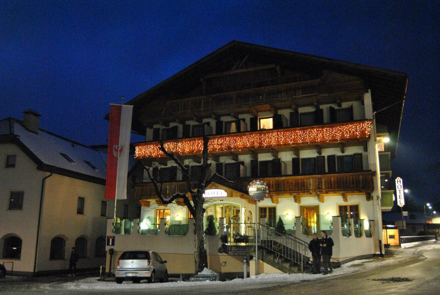 Hotel Goldene Rose - Monguelfo