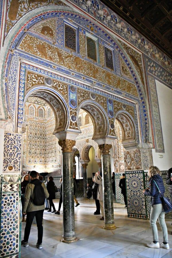 Salón de Embajadores_Sevilla