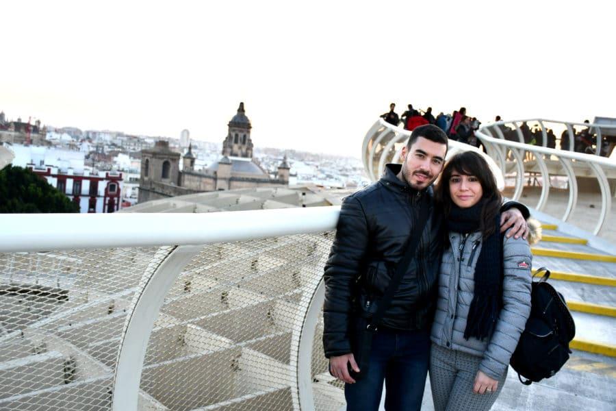 Cosa vedere a Siviglia: il Metropol Parasol