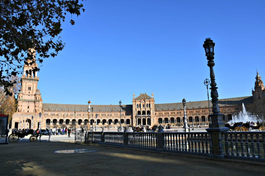Cosa vedere a Siviglia: Plaza de España