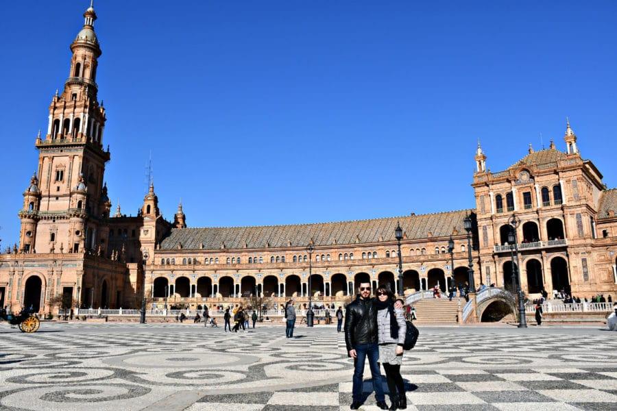 Cosa vedere a Siviglia: Plaza de Espana