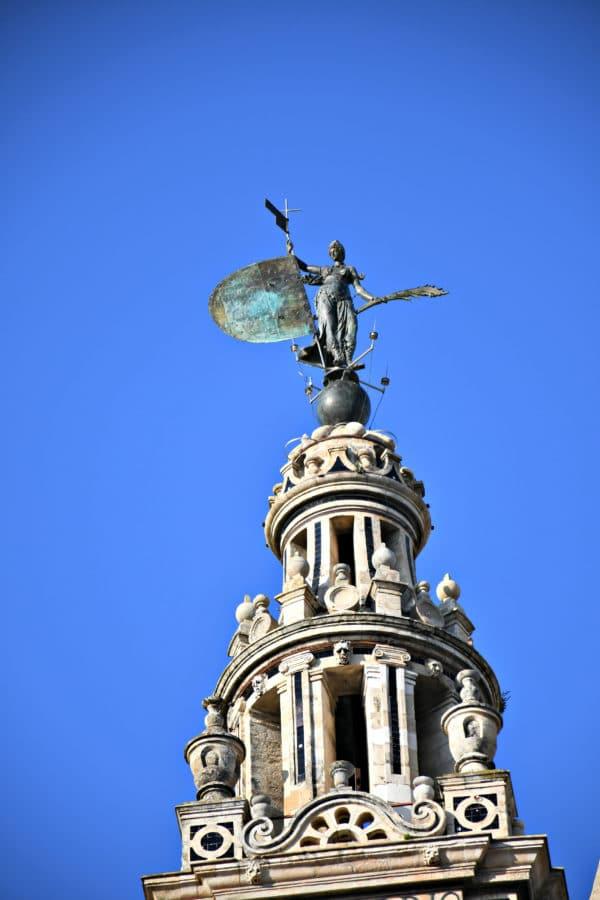 Giralda_El Giraldillo_Sevilla