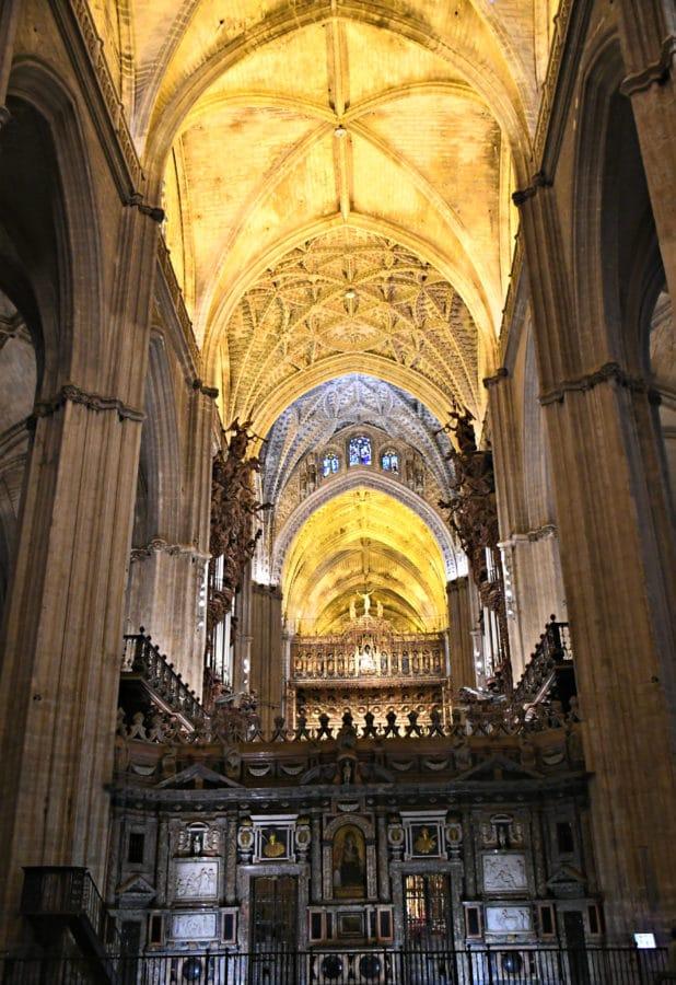 Visita alla Cattedrale di Siviglia