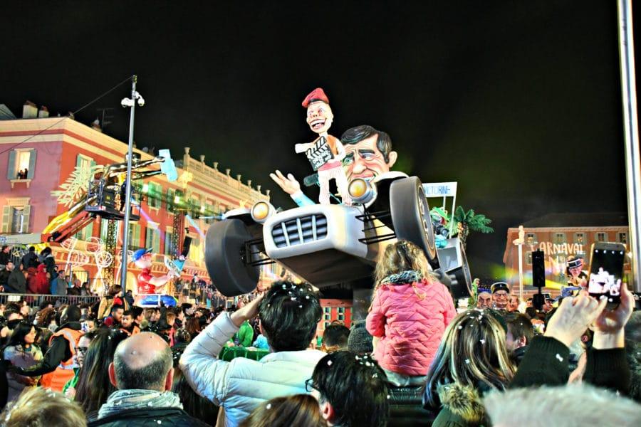 CORSO CARNAVALESQUE ILLUMINE_Nice_Carnaval 2019
