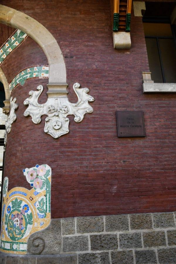 Palazzo della musica catalana_cosa vedere a Barcellona