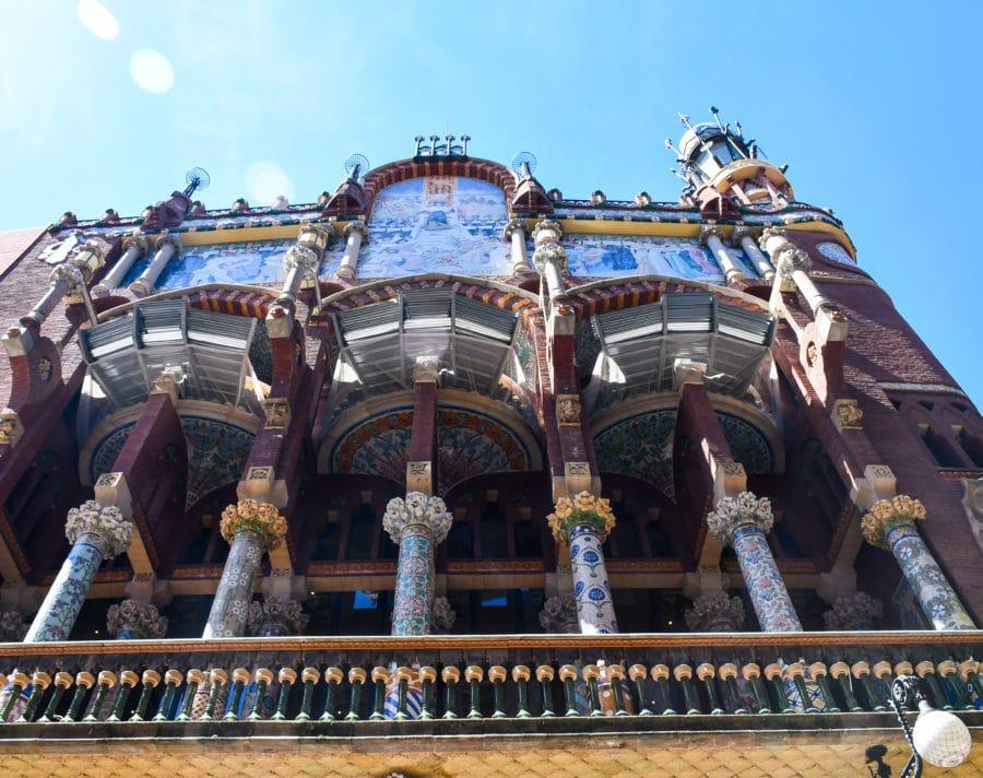 Visita al Palau de la Mùsica Catalana_biglietti_visita guidata