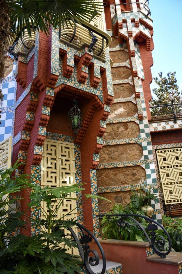 Casa Vicens_barcellona_Gaudì_cosa vedere