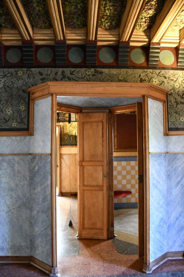 Barcellona_Casa Vicens_casa di Gaudì