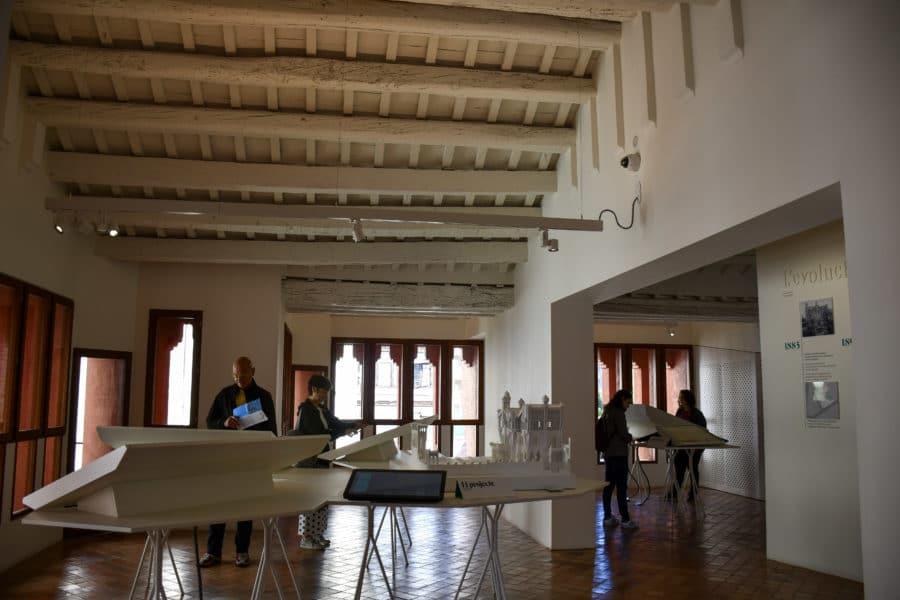 Esposizione permanente_Casa Vicens_Barcellona