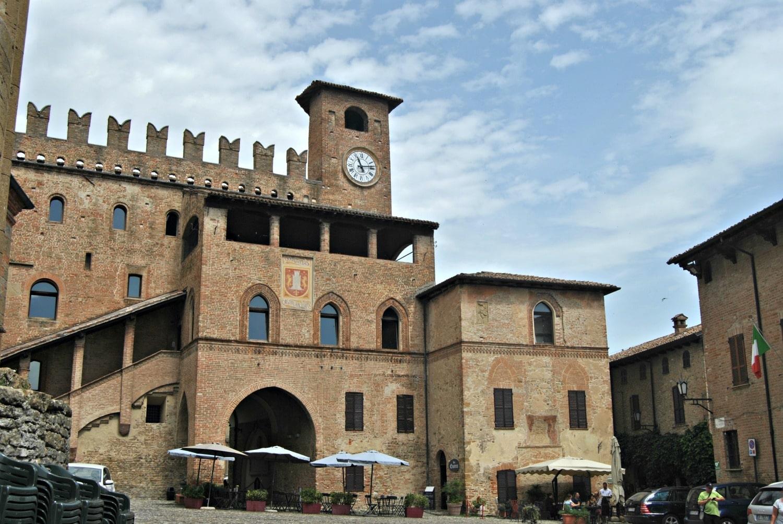 Palazzo del Podestà Castell'Arquato