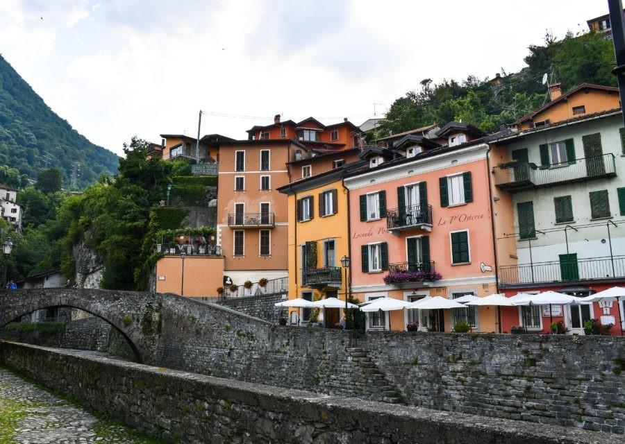 Cosa vedere sul Lago di Como: il borgo di Argegno e la sua funivia