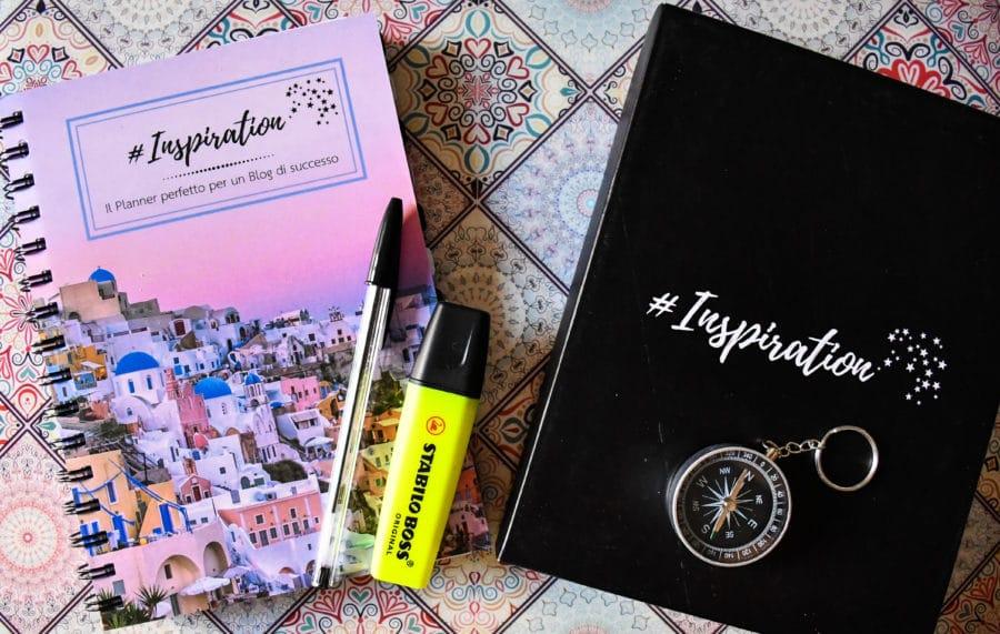 Inspiration, il planner di Valentina Carbone