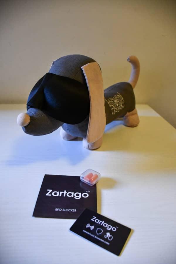 Card anti RFID_Zartago
