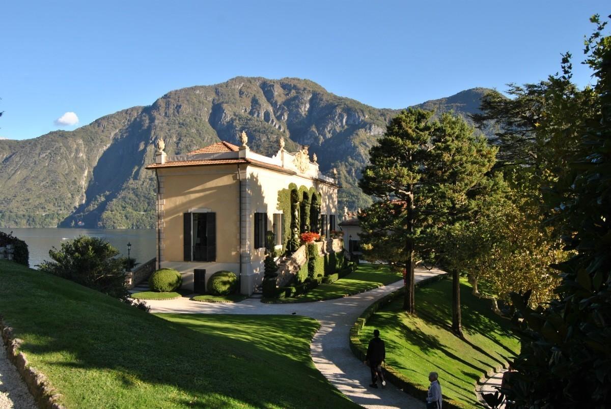 Visita Villa del Balbianello