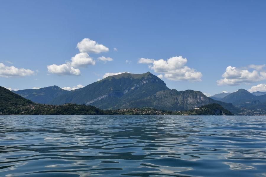Lario vista dal lago