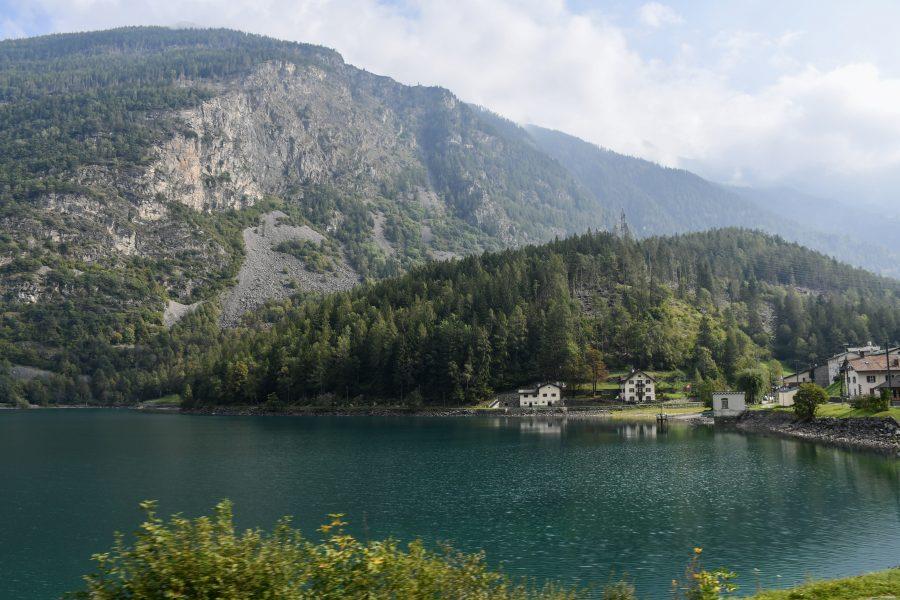 Trenino Rosso del Bernina le migliori fermate